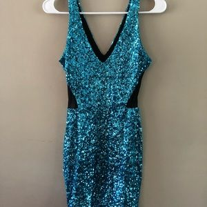 Bebe cocktail/party dress